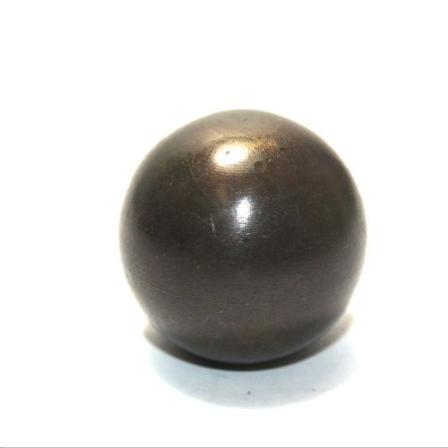Solid Brass Antique Finish Ball Finial 29.75mm Diameter